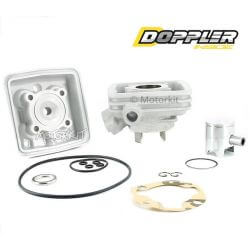 Doppler cylinder and head kit - 50cc LC for Peugeot 103 RCX SPX SP and Honda Wallaroo