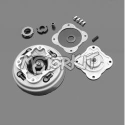 complete manual clutch for Lifan - Skyteam 50 and 70cc engines