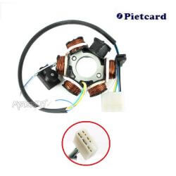 Ignition Stator for Honda Dax Monkey Cub 12volts (NT). By Pietcard