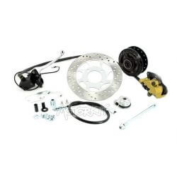 Front disc brake kit for Honda CUB - C50 - 70 and replicas