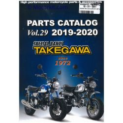 Takegawa Special-Parts Catalog 2019-2020