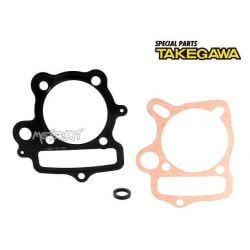 top gasket set for Takegawa 148cc 4SM 59 mm