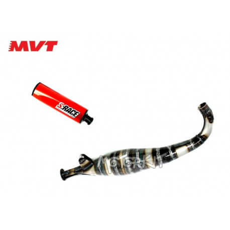 MVT S-Race SP2 Peugeot RCX SPX exhaust - TPSI approved