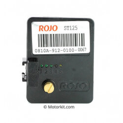 "ROJO racing ECU - CDI - 13,000 RPM for ""Dax"" Skyteam injection 125cc euro 4"