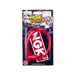 NGK bougie dop SILICON - rood