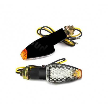 Delta LED blinkers - turn signals with pilot light - OPM approved