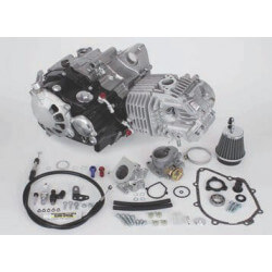 MSX GROM Takegawa engine 181ccc 4 valve 5 speed and dry racing clutch.