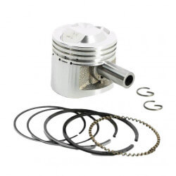 Piston 52mm pour kit light Honda Dax ST CT Monkey Cub 6Volt