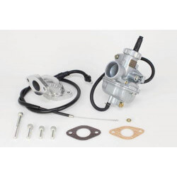 TC20 carburetor kit for Takegawa 17R-E stage and R-stage kits