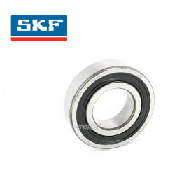SKF 6206 2RS lager - 30 x 62 x 16 mm