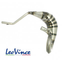 Leovince Exhaust DERBI Senda Euro 4 SM X-Treme Racing Limited 2018-2020
