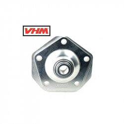 VHM racing cylinder head insert for Aprilia RS125 with Polini cylinder kit