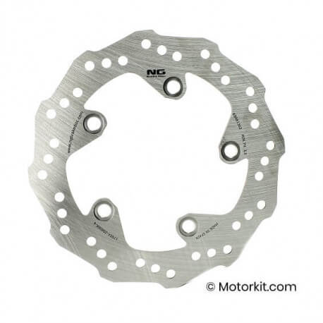 NG wave front brake disc Honda MSX125 - Monkey125 with ABS
