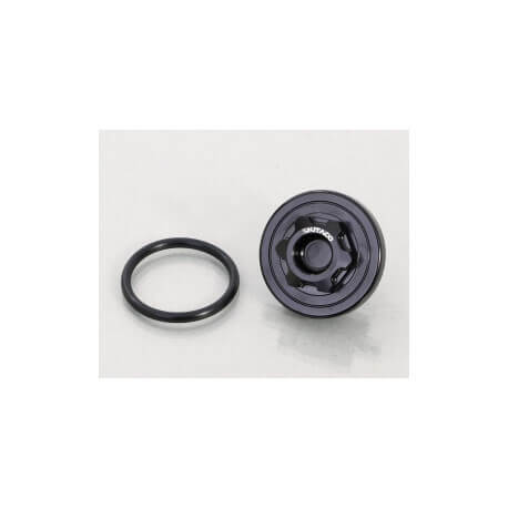 Kitaco strainer - oil filter cap for Monkey 125 - PCX and Dax Monkey valve cover