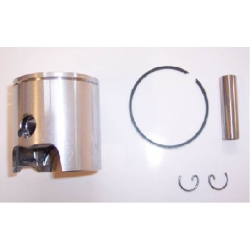 Zuiger / Piston kit Top performance TPR 47,6mm Nitro - Aerox - Booster - Bw's - Ovetto - Neos - Jog - Aprilia SR