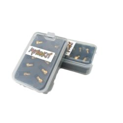 Set van 10 Dellorto 6 mm sproeiers voor carburateurs PHVA PHBN PHVH