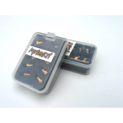 main jet kit dellortho 5 mm (10pcs)
