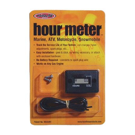 Hour meter price : 25,00 € Motorkit COMPTEH directly available at MOTORKIT