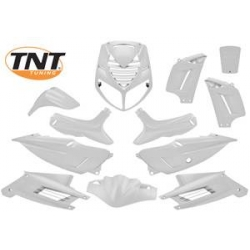 Body - fairing Kit - Cover set Peugeot Speedfight 2 white by TNT