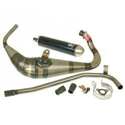 Exhaust G-BOX Derbi GPR after 04, Aprilia RS after 06