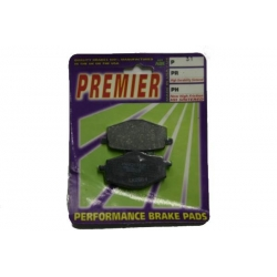 Rear brake pads Premier for yamaha TZR
