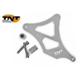 Drive sprocket cover aluminium/carbone for AM6 engine