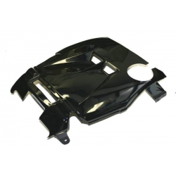 Underseat tray Nitro / Aerox Replay black