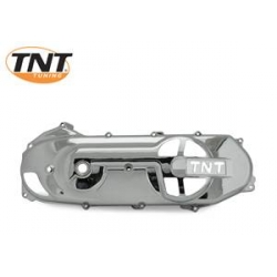 Kick cover / cap Nitro / Aerox / Ovetto / Jog /SR, chrome plated, cut TNT