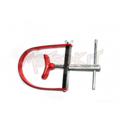 Universal tool for flywheel and pulley