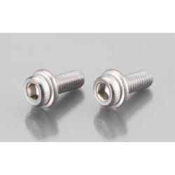 Cap Head Cap Bolts with flange Stainless M8 P 1.25