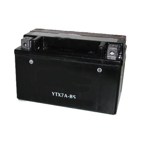 Battery YTX7A-BS / CTX7A-BS 12V 6A/h 151x87x93mm