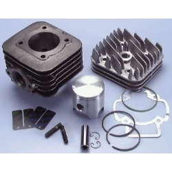 Cylinder Kit 47mm Polini Ironcast for Piaggio AC 140.0181