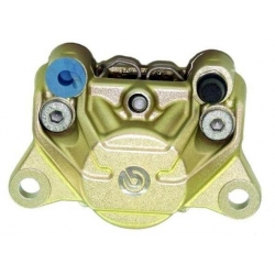 "Brake caliper Brembo ""Crab"" 2 pistons 84 mm - gold"