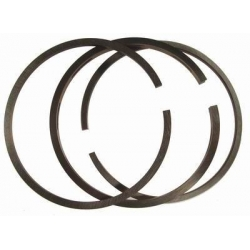 Piston rings set Malossi MHR replica 50 x 1.5 mm for 80cc kit Derbi euro 2 - 3 and for Suzuki ER kits